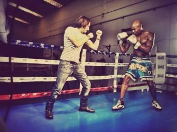 Janer Mena - Cortometraje Boxer